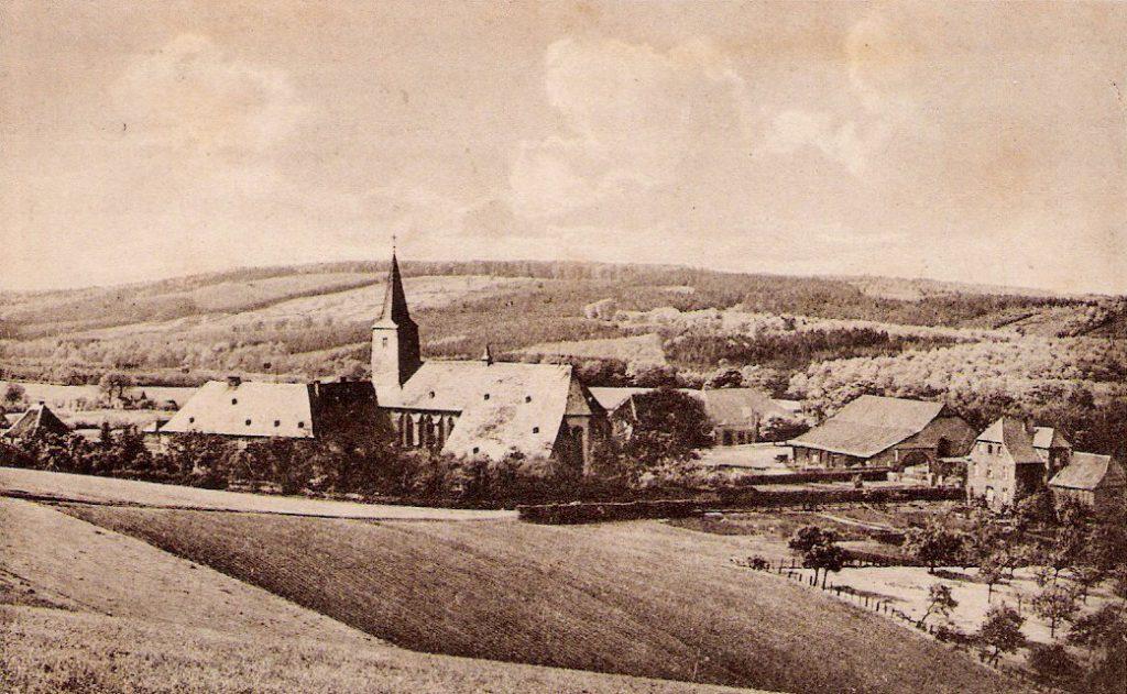 Kloster Oelinghausen b. Hüsten (Erbaut i. J. 1240)